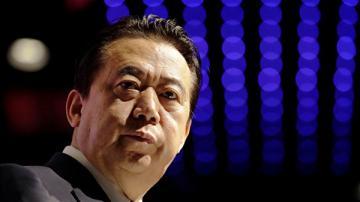 В Китае приняли решение об аресте экс-главы Интерпола