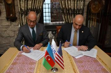 USAID and the United States-Azerbaijan Chamber of Commerce Sign Partnership Agreement