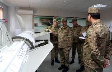 Министр обороны принял участие в открытии нового командного пункта авиабазы ВВС