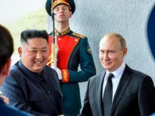 Rusiya və Şimali Koreya liderləri arasında danışıqlar başa çatıb