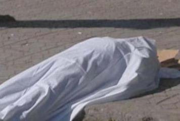В Сумгайыте на улице обнаружен труп мужчины