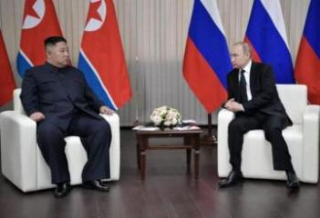 Conversation between Putin, Kim Jong-un lasted two hours