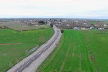 Tərtərdə 21,5 km uzunluğunda yeni avtomobil yolu inşa edilib