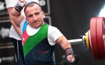 Azərbaycanlı paralimpiyaçı Dünya Kubokunda qızıl medal qazanıb