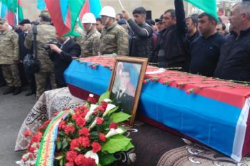 Состоялась церемония прощания с погибшим в ходе схода снега военнослужащим