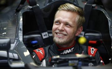 Kevin Magnussen says Baku F1 circuit is a cool track