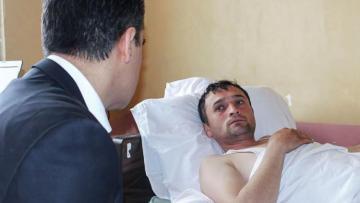 Заблудившись перешедший границу Армении азербайджанец прооперирован в Ереване