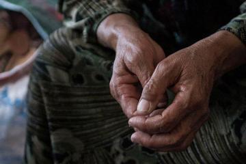Mərdəkanda küçədə 78 yaşlı qadının meyiti tapılıb