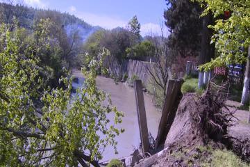 ETSN: Cənub bölgəsində sürüşmə sahələrinin sərhədləri genişlənib