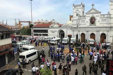 Şri-Lankada daha 3 partlayış baş verib