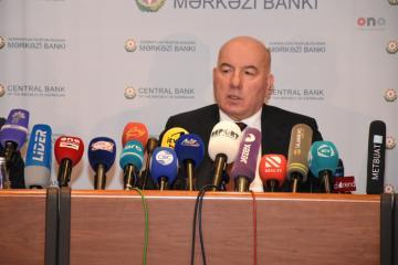 AMB: Azərbaycan milli valyutanın modernizasiyası proqramını həyata keçirir