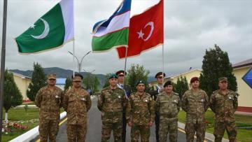Turkey, Pakistan, Uzbekistan finish military drill