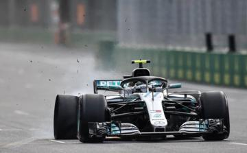 BCC Operations Company comments on today's accident at F1 Azerbaijan Grand Prix
