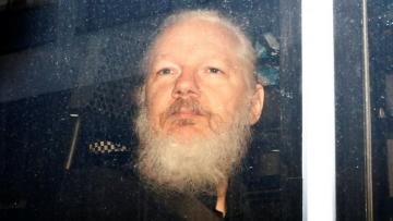 UN expert concerned Assange faced at least 2 forms of privacy infringement