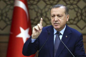 "Erdogan: ""Aren't massacres in Karabakh, Iraq, Palestine, Syria, Bosnia and Arakan a genocide?"""