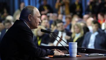 Putin will hold his annual Q&A session in summer - Kremlin