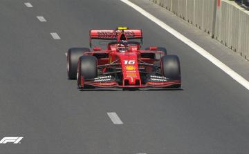 """""""Formula-1"""": Sıralama yürüşü başlayıb"""