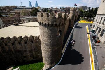 "Bakıda ""Formula-2"" üzrə sonuncu yarışa start verilib"