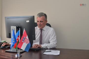 В Баку состоялось официальное открытие посольства Хорватии