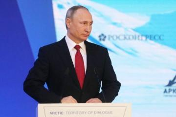 Putin hopes he will be able to achieve agreement with Vladimir Zelensky