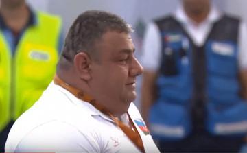 Azərbaycan yığması Dünya Kubokunda üçüncü qızıl medalı qazanıb