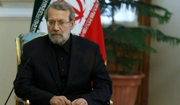 """Ali Larijani: """"Proposing the idea of negotiating with the US is a strategic mistake"""""""