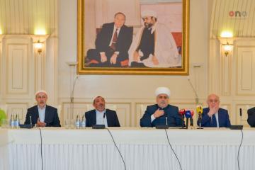 Председатель УМК рассказал о заслугах Зарифы Алиевой в деле защиты комплекса «Имамзаде»
