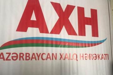 Azərbaycan Xalq Hərəkatı yenidən parçalanıb