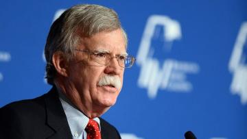 U.S. National Security Advise Bolton says 6-party forum is not preferred approach on N. Korea