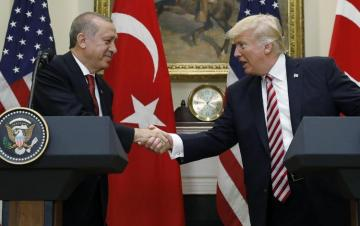 Erdogan suggests Trump to create task group on Russia's S-400