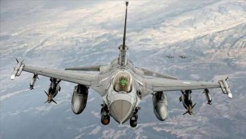 Turkish war jets strike 14 PKK terrorists in Iraq