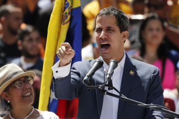 Venesuelada hərbi qiyam başlayıb