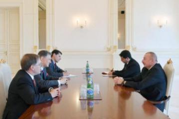 Azerbaijani President highly appreciates Donald Trump's support to Southern Gas Corridor project