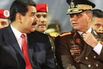 Venesuela ordusu Maduronun tərəfində olduğunu bəyan edib, Quaydoya gözyaşardıcı qaz tətbiq olunub