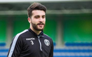 Bakı klubu gürcüstanlı futbolçu ilə yollarını ayırıb
