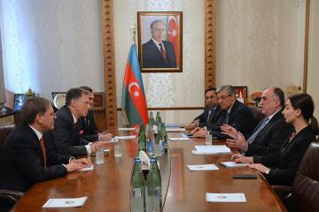 Урегулирование нагорно-карабахского конфликта важно для устойчивого мира и развития региона – Эльмар Мамедъяров