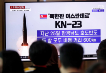 U.S. officials play down North Korea missile tests, hold out for new talks