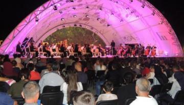 Состоялась торжественная церемония открытия XI Габалинского международного музыкального фестиваля