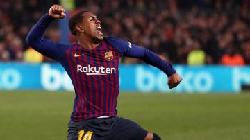 FC Barcelona signed agreement with Zenit for the transfer of Malcom