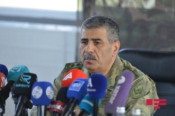 Müdafiə naziri Zakir Həsənov Moskvaya gedib
