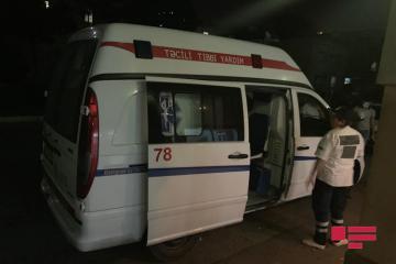 Мужчина с матерью избиты на свадьбе в Шеки