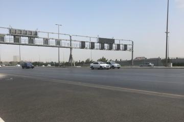 На проспекте Гейдара Алиева снижен предел скорости