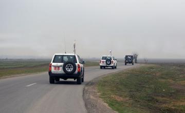 На линии соприкосновения войск будет проведен очередной мониторинг