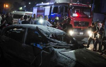 Не менее 17 человек погибли в результате ДТП и взрыва в Каире