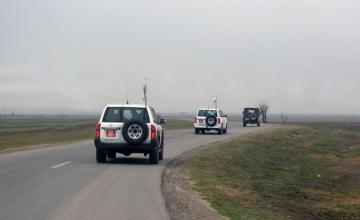 OSCE to conduct next monitoring on the Line of Contact