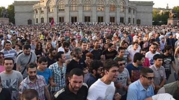 Численность населения Армении официально сократилась
