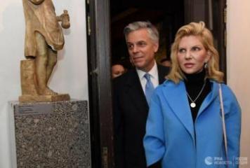 Посол США в России подал заявление об отставке