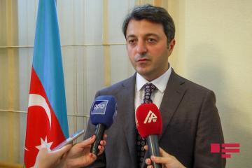 "Tural Ganjaliyev: ""Armenian community should respond to our calls"""