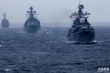 ВМС России и Ирана проведут совместные учения