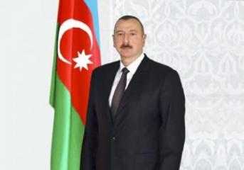 Azerbaijani President attends the opening of Mirvari Park Complex in Pirallahi